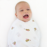 Baby Swaddle - Willow Wombat