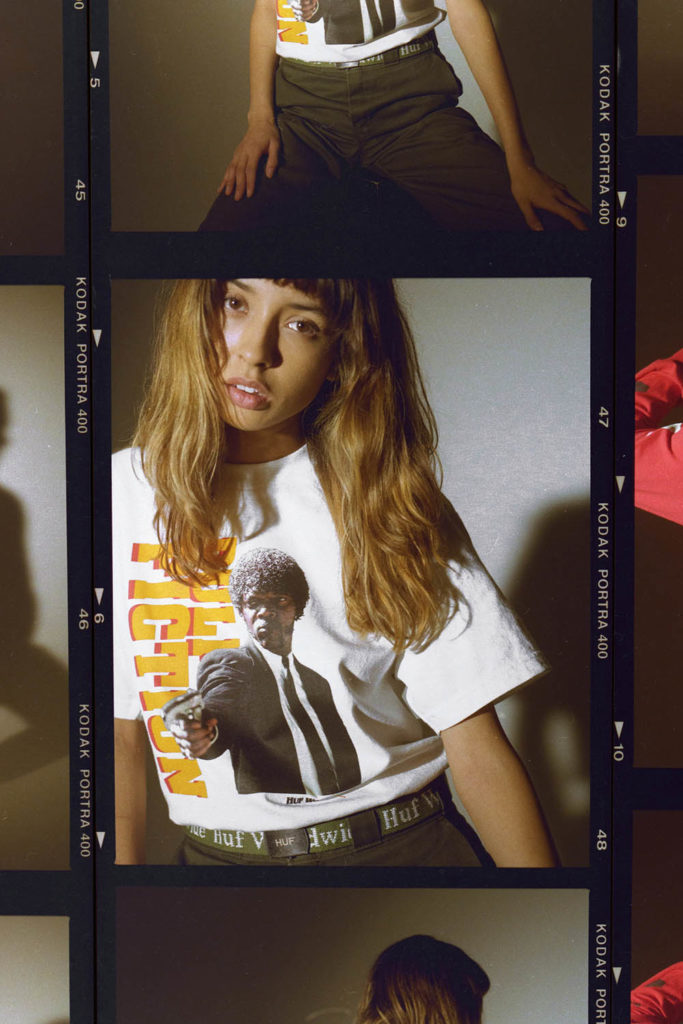 HUF X PULP FICTION NOW AVAILABLE 2