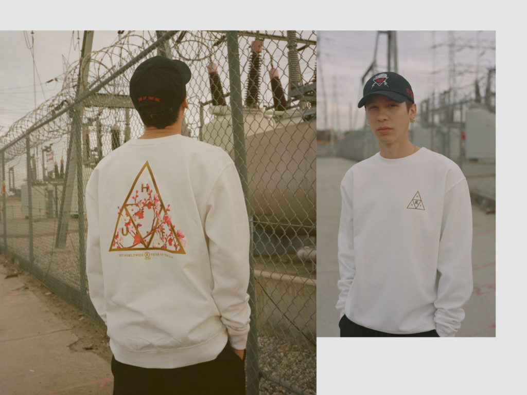 HUF YEAR OF THE RAT LOOKBOOK 4