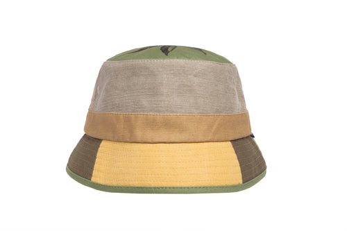 HUF GREEN THUMB BUCKET HAT Green