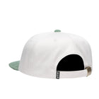 Load image into Gallery viewer, HUF 1984 Contrast 6 Panel Hat Mens Cap Oyster White