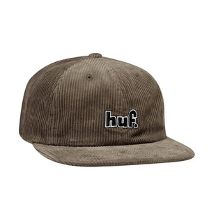 Huf 1993 Logo 6 Panel Hat Olive