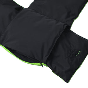 HUF X First Down Scarf Black/Green