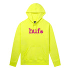 Load image into Gallery viewer, HUF Adler Pullover Hoodie Hot Lime
