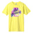 HUF ALWAYS & FOREVER T-SHIRT YELLOW