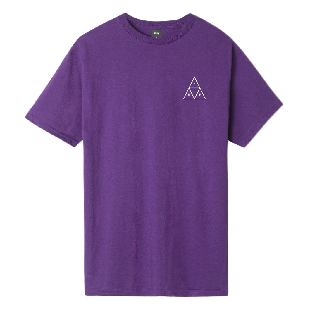 HUF Ancient Aleins T-Shirt Mens Printed Tee Grape