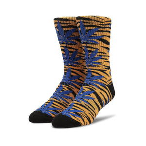HUF Animal Style Sock Orange