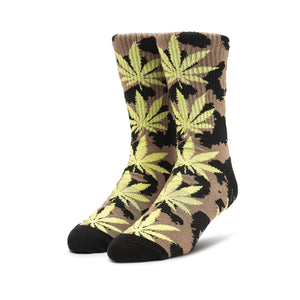 HUF Animal Style Sock Tan