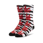 Load image into Gallery viewer, HUF Animal Style Sock White
