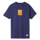 Load image into Gallery viewer, HUF Arm & Hammer Box T-Shirt Mens Tee Navy