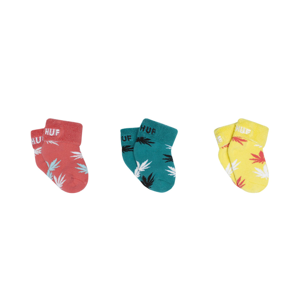 HUF Plantlife Baby Seed Socks Mens Sock Desert Flower