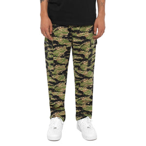HUF Bdu Easy Pant Mens Trouser Tiger & Camo