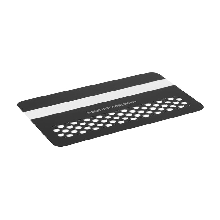 HUF Black Card Shredder Mens Misc Black