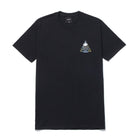 Load image into Gallery viewer, HUF Blvd Triple Triangle T-Shirt Black