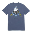 Load image into Gallery viewer, HUF Blvd Triple Triangle T-Shirt Slate