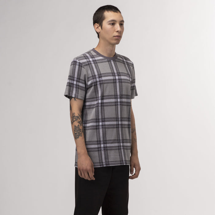 HUF Borland Knit Shirt Black