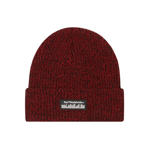 HUF Boroughs Beanie Mens Beanie Poppy