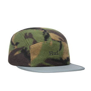 HUF Boroughs Volley Hat Mens Cap Tiger & Camo