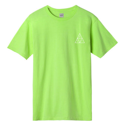 HUF Botanical Garden Triple Triangle T-Shirt Huf Green