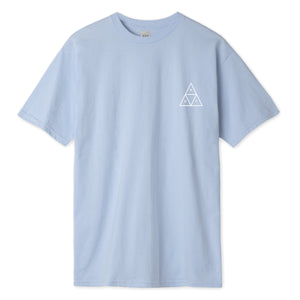 HUF Botanical Garden Triple Triangle T-Shirt Light Blue