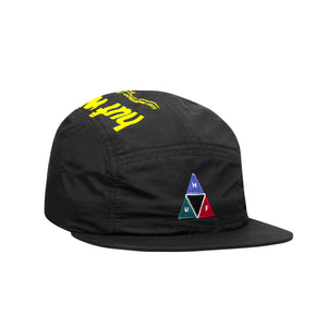 HUF Boulevard Volley Hat Black
