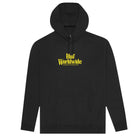 Load image into Gallery viewer, HUF Burn Fast Pullover Hoodie Mens Hoodie Black