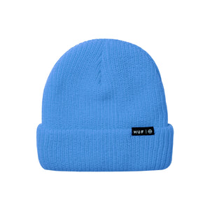 HUF Usual Beanie Mens Beanie Greek Blue