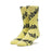 HUF Campaign Sock Mens Sock Blazing Yellow