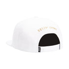 Load image into Gallery viewer, HUF Censored Snapback Hat White