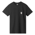Load image into Gallery viewer, HUF Central Park Pocket T-Shirt Black