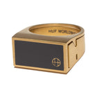 Load image into Gallery viewer, Huf Circle H Stash Ring Gold