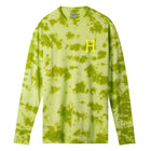 Load image into Gallery viewer, HUF Classic H Watercolour Long Sleeve T-Shirt Safety Green