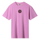 Load image into Gallery viewer, HUF Colour Tech Triple Triangle T-Shirt Hot Pink