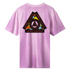 Load image into Gallery viewer, HUF Colour Tech Triple Triangle T-Shirt Violet