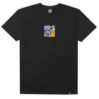 Load image into Gallery viewer, HUF Comics Box Logo T Shirt Mens Tee Black