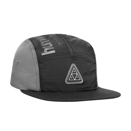 HUF Conceal Pocket Volley Mens Cap Black