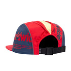 Load image into Gallery viewer, HUF Conceal Pocket Volley Mens Cap Mandarin Red