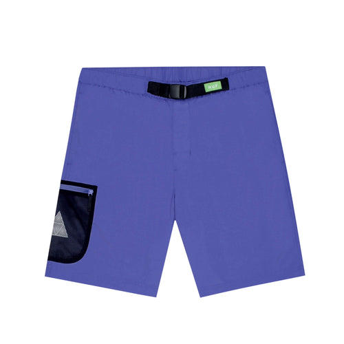 HUF Crosby Short Blue Iris