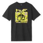 Load image into Gallery viewer, Huf Deep House T-shirt Black