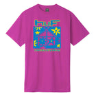 Load image into Gallery viewer, Huf Deep House T-shirt Coral