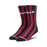 HUF DIEGO SOCK TRUE RED