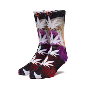 Huf Digital Plantlife Sock Plastic Pink