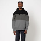 Load image into Gallery viewer, HUF Division Hoodie Black