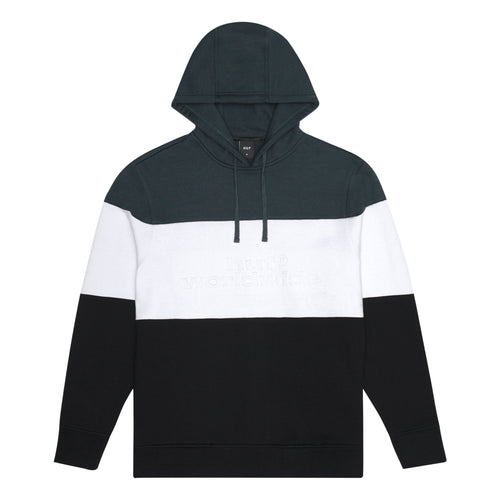HUF Division Hoodie Sycamore