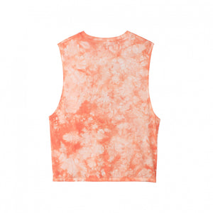 HUF Womens Don't Even Trip Tank Orange