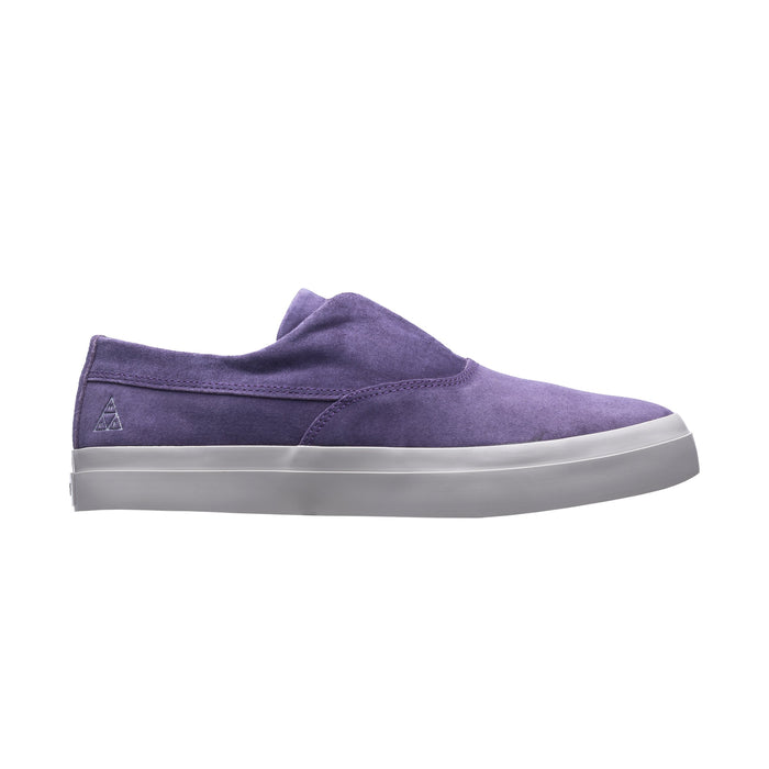 HUF Dylan Slip On Mens Trainer Purple