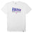 HUF (D)Evolve T Shirt Mens Tee White