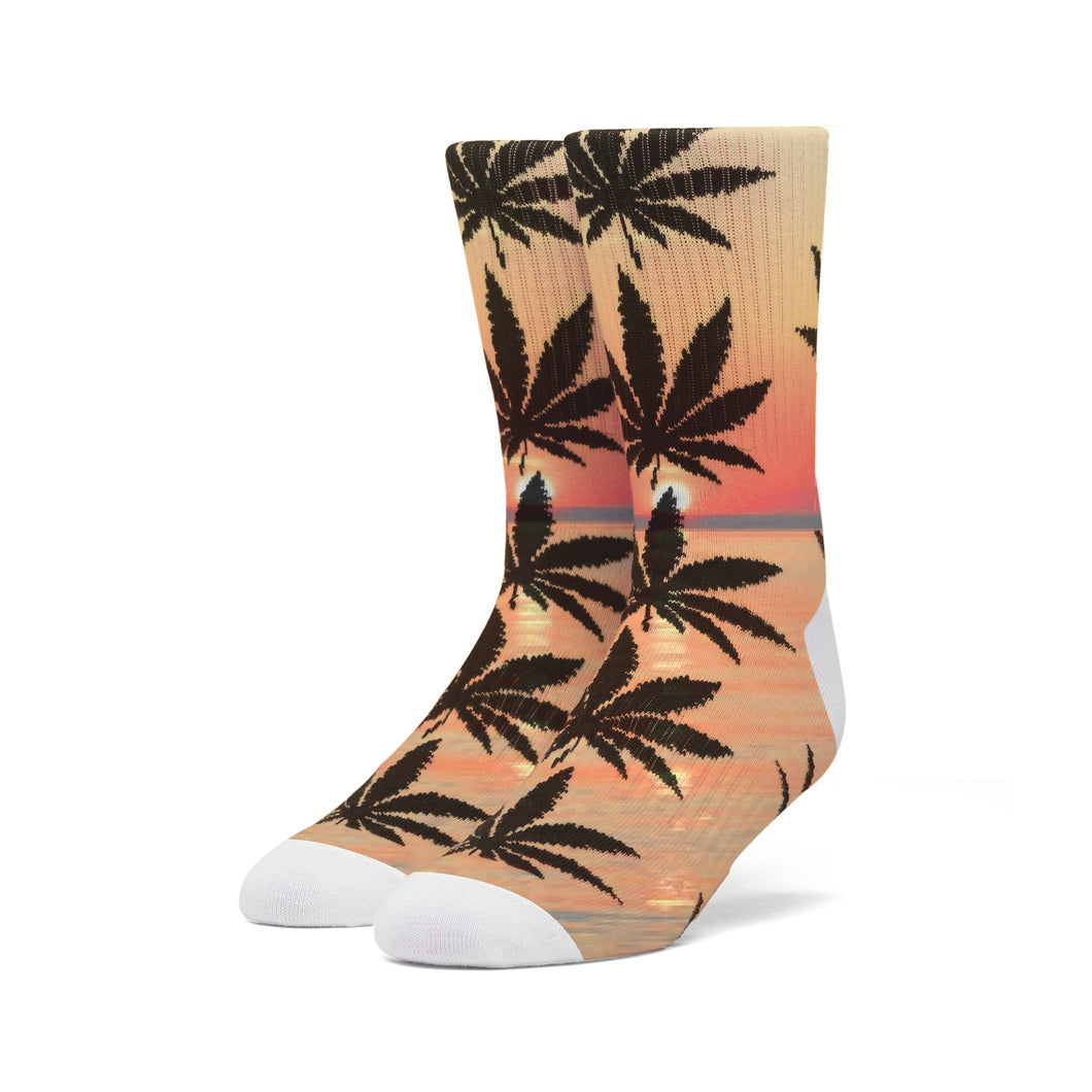 HUF Elemental Sock Orange
