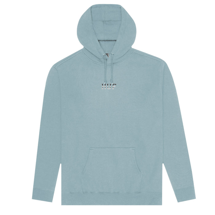 HUF Ember Rose Classic H Pullover Hoodie Mens Cloud Blue