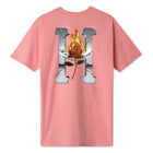 Load image into Gallery viewer, HUF Ember Rose T Shirt Mens Tee Desert Flower